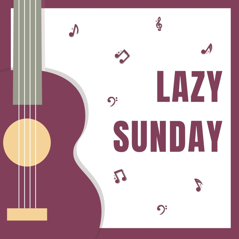 LAZY SUNDAY - Paul Moore