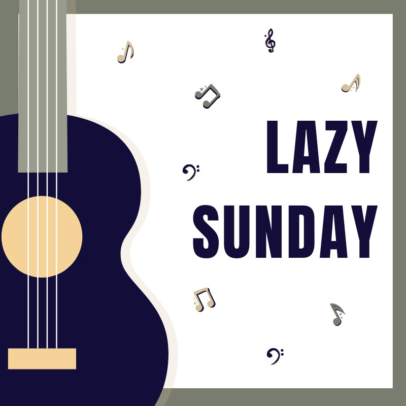 LAZY SUNDAY - Mea Dean